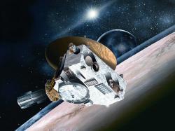 Sonda New Horizons. Kredit: NASA/Johns Hopkins University Applied Physics Laboratory/Southwest Research Institute.