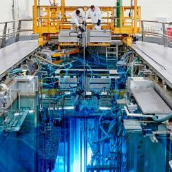 Reaktor vNRG. Kredit: NRG.