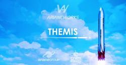 Ariane Works, CNES