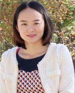 Jeden zdvojice autorů publikace, mladá Xiaoyan Tang