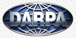 DARPA, logo.