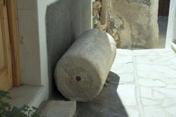 V Labyrinthu ještě zbývá antický materiál. Kredit: Zde, Wikimedia Commons. Licence CC 4.0.
