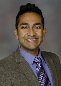 """Vinay Prasad, spoluautor studie: """"Jakmile je neefektivní léčba jednou zavedena, může být obtížné praktiky přesvědčit, aby se jí vzdali."""" (Oregon Health and Science University, Knight Cancer Institute)."""