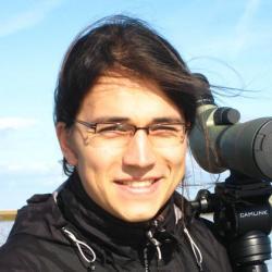 Alexander Sang-Jae Suh, biolog, Uppsala University.