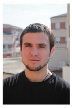 Pau Clusella, první autor publikace. University's School of Natural and Computing Sciences