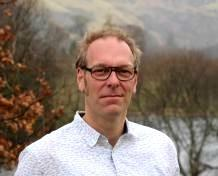 Nils Bunnefeld. Kredit: University of Stirling.