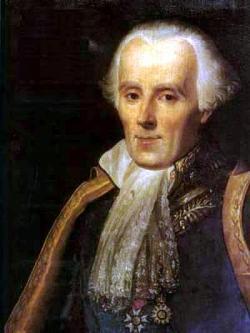 Pierre Simon de Laplace (1749 - 1827). Francouzský matematik, jeden z největších vědců všech dob. Je znám především jako tvůrce teorie pravděpodobnosti, svými vzorci ale předpověděl i provozuschopnost tohoto čerpadla, stejně jako jako existenci černých děr ve vesmíru.  (Kredit: Wikipedia)