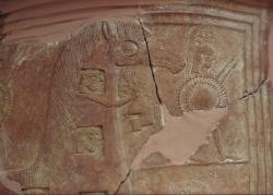 Vykoňování achájského vojska v Tróji. Zbroj ovšem odpovídá představám 7. století před n. l. Kredit: Zde, Wikimedia Commons.Licence CC 3.0.
