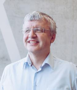 Petr Ponížil, fyzik, zabývající se materiálovým inženýrstvím, Univerzita Tomáše Bati ve Zlíně. (Kredit: UTB)