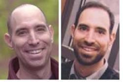 Adam Finkelstein, vedoucí projektu, je grafikem a profesorem počítačových věd na Princeton. Na své stránce uvádí dvě fotografie, jedna z nich prý je z doby kdy začal konzumovat osm šálků kávy denně. (Kredit: princeton.edu)  https://www.cs.princeton.edu/~af/