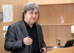 Zdeněk Stuchlík. Kredit: Ústav fyziky FPF SLU.