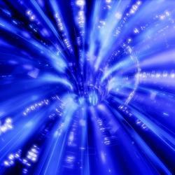 Kvantové tunelování. Kredit: CC0 Creative Commons.