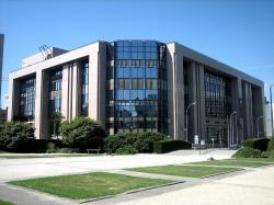 Sídlo Rady Evropské unie. Kredit: Jlogan, Wikimedia Commons.