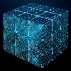 Systém Morpheus je jako neřešitelný rébus. Kredit: University of Michigan.