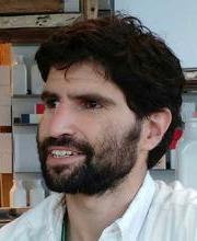 Ronen E. Mukamel, Harvard Medical School, Loh Lab. Specialista na statistické algoritmy pro genetiku velkých dat a první autor publikace v Science.  Kredit: Harvard University.