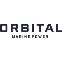 Logo. Kredit: Orbital Marine Power.