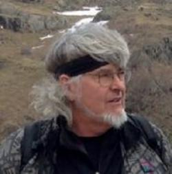 Bill Earnshaw z Univerzity of Edinburgh School of Biological Sciences, vedoucí kolektivu, který se struktuře chromozomů věnoval. (Kredit: The Chromosome Structure Lab.)