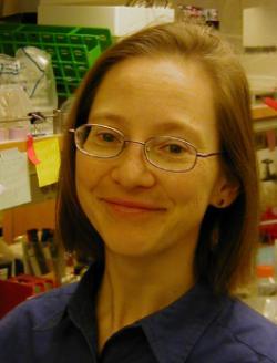 Sarah A. Sabatinos, první autorka publikace  Kredit: USC