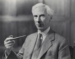 Bassano Ltd: Bertrand Russell roku 1923. Kredit: National Portrait Gallery (London) via Wikimedia Commons.