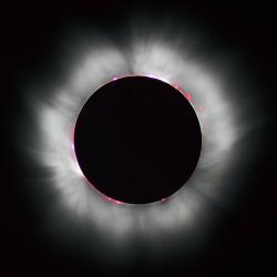 Astronomové si se Sluncem užijí spoustu zábavy. Kredit: Luc Viatour / Wikimedia Commons.