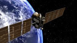 Sonda Dawn (zdroj NASA).