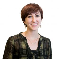 Stephanie V Koebele, První autorka studie, Arizona State University, Tempe. Kredit: ASU.