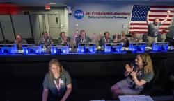Řídící středisko projektu Juno