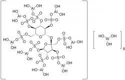 Vítězem klání se stal sukralfát. Jde o látku, kterou se léčí vředaři. Nyní to vypadá, že získá aprobaci i na zahánění cukrovky. Chemicky jde o:   hydroxytetracosahydroxy[μ8-[1,3,4,6-tetra-O-sulfo-β-Dfructofuranosyl-α-D-glucopyranoside tetrakis(hydrogen sulfato)8-)]]hexadecaaluminum.