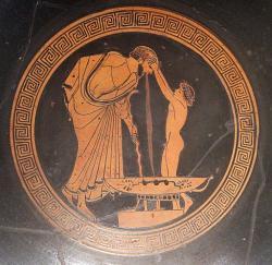 To jsou ty konce, 490 před. n. l. (Kredit: Sailko, Wikimedia Commons).