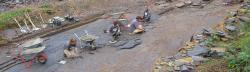 Okolí Braunschweigu je na jurské nálezy bohaté, nechybí ani fosilie ichtiosaurů. Kredit:  Geopark Braunschweiger Land. http://geopark-hblo.de/standorte/geopunkte/jurameer-schandelah/
