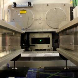Experimentální komora, kde by měla vzniknout hmota ze světa. Kredit: Imperial Colllege London.
