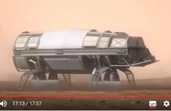 Využití a kolonizace Marsu. Dr. Joel Levine, TED, 2015