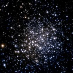Hvězdokupa Terzan 5. Kredit: ESO / F. Ferraro.