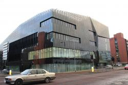 National Graphene Institute. Kredit: NGI