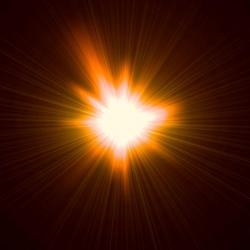 Odrazil se vesmír Velkým odrazem? Kredit: Harvard University / Chandra.