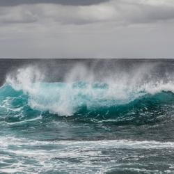 Porazíme tsunami dělem? Kredit: CC0 Public Domain.