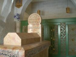Hrob Abu Ubaidah ibn al-Jarrah, Balqa, Jordánsko.  (Wikipedia)
