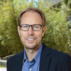 Tony Wyss-Coray profesor neurologie a vedoucí výzkumného kolektivu na Stanford University.