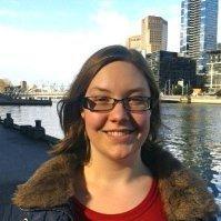 """Tormey Reimerová, University of Melbourne: """"Typická struktura uhličitanu vápenatého v rybích sluchových kůstkách je nahrazena jinou krystalickou formou. Tím ryby přicházejí o polovinu svého sluchu""""."""