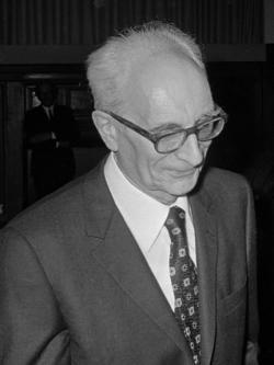 Claude Lévi-Strauss roku 1973. Kredit: Bert Verhoeff / Anefo, Wikimedia Commons