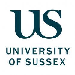 Logo.  Credit: University of Sussex.