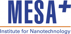 MESA+ Institute for Nanotechnology.