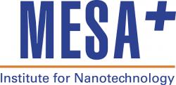MESA+ Institute for Nanotechnology.