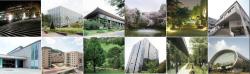 ...a jeho mateřské pracoviště: Seoul National University, knihovna, muzeum, učebny, laboratoře, sportovní centrum.