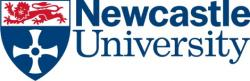 Newcastle University, logo.