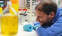 Ioannis Ieropoulos, profesor na University of the West of England, vedoucí výzkumného týmu. (Kredit: UWE Bristol)