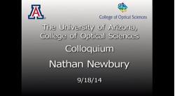 Colloquium: Nathan Newbury