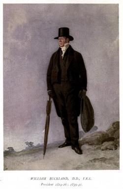 Malba Williama Bucklanda jako viktoriánského elegána v podání Richarda Ansdella (1815-1885). Převzato z Wikipedie jako volné dílo.