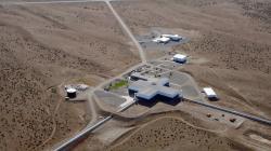 LIGO Hanford. (Zdroj LIGO)
