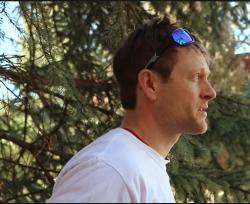 Seth Davis, Kredit: Colorado State University's Department of Forest & Rangeland Stewardship.